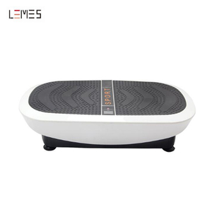 Home Use Crazy Fit Mini Size Massage Machine Whole Body Workout Vibration Plate