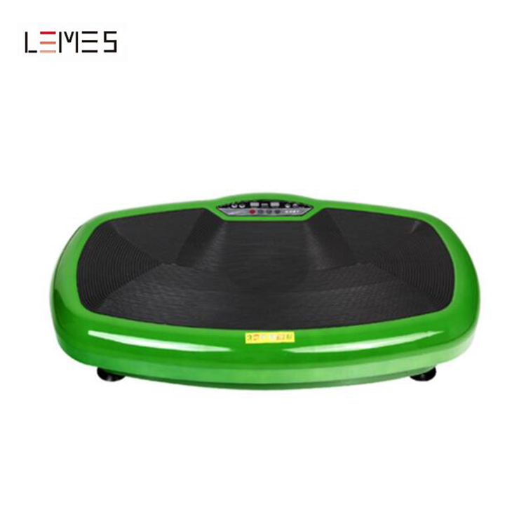 LEMES-S001 Remote Control Crazy Fit Massager Vibration Plate
