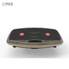 LMS-S020 Indoor Crazy Fit Massage Lose Weight Exercise Body Vibration Plate