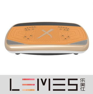 LEMES-S025 Home Gym Crazy Fit Massager Vibration Plate