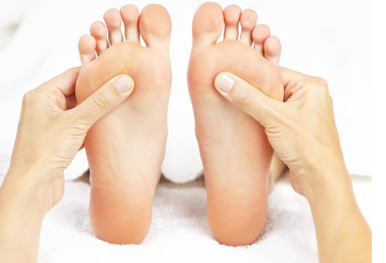 What health problems can foot massage solve?