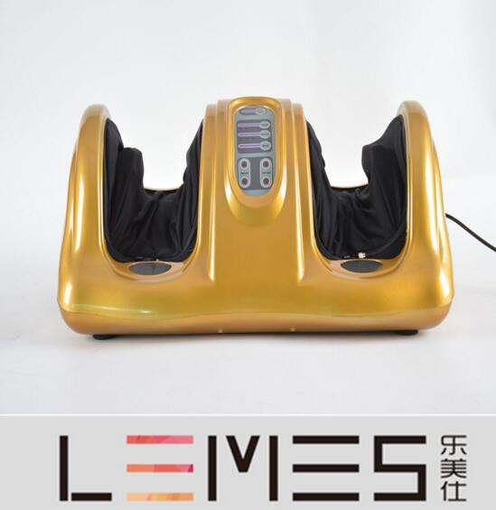 LEMES-S201 Electric foot care massager machine vibrator